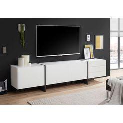 tv-meubel »caio« wit