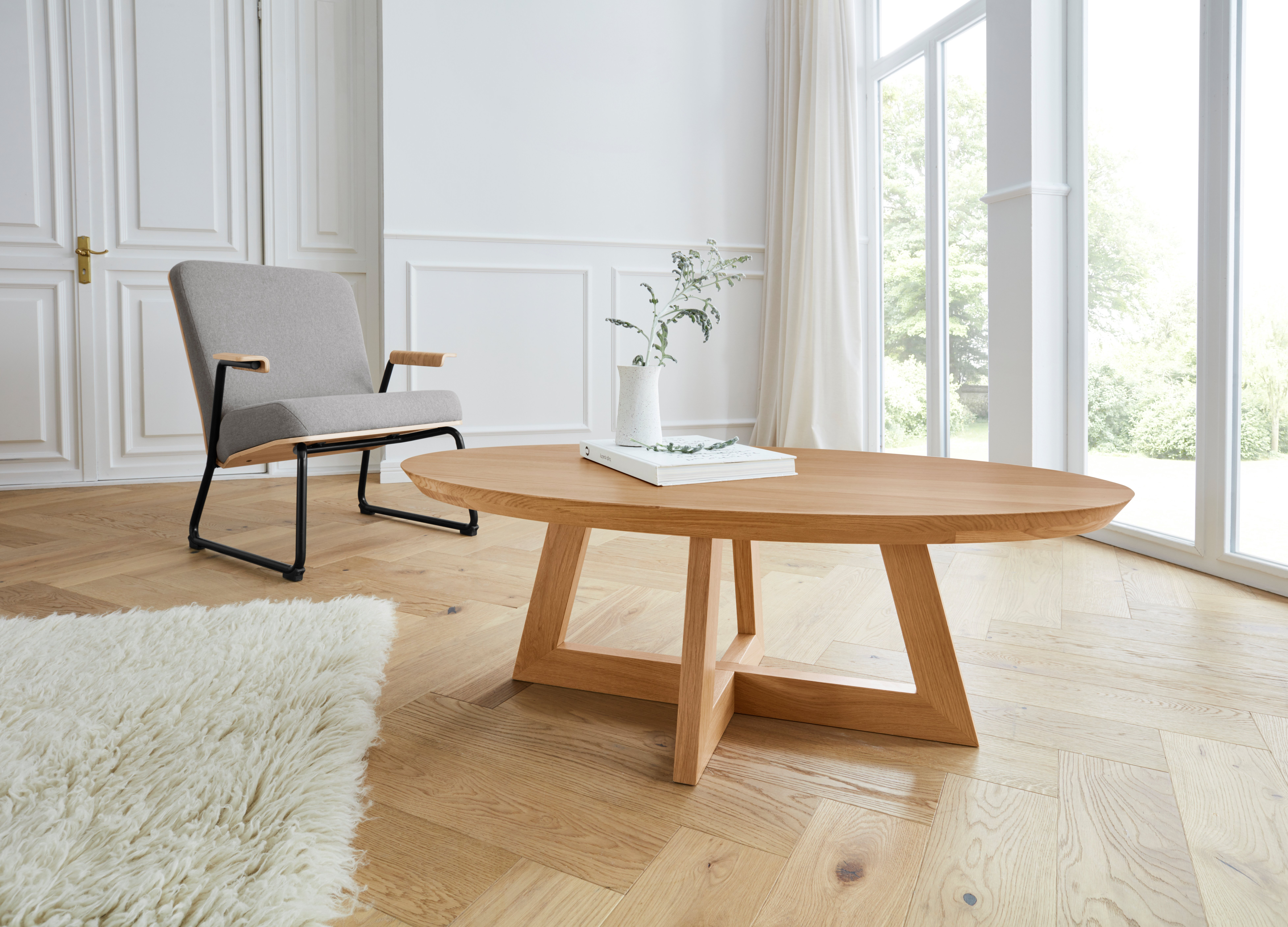 andas salontafel Tonje Ontwerp door Morten Georgsen in de webshop van OTTO kopen