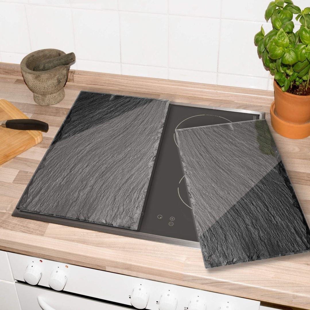 Wall-Art kookplaatdeksel Afdekblad leisteen 2-delig (set, 2-delig) bij OTTO online kopen