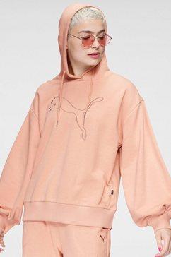 puma hoodie »her hoodie tr« bruin