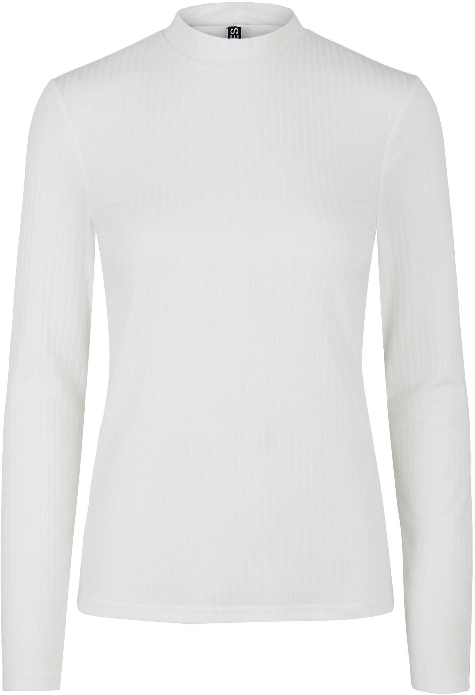 pieces Shirt met staande kraag PCKYLIE bestellen: 30 dagen bedenktijd