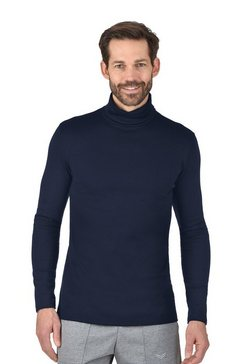trigema t-shirt blauw
