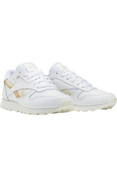 reebok classic sneakers »classic leather« wit