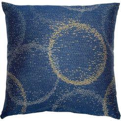 home wohnideen kussenovertrek naike decoratieve glans (1 stuk) blauw