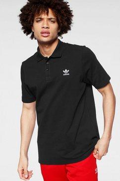 adidas originals poloshirt »essential polo« zwart