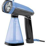 cleanmaxx stoomontkreuker cleanmaxx kledingstomer opvouwbaar blauw