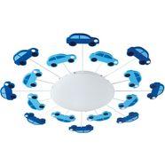 eglo, plafondlamp »viki«, blauw