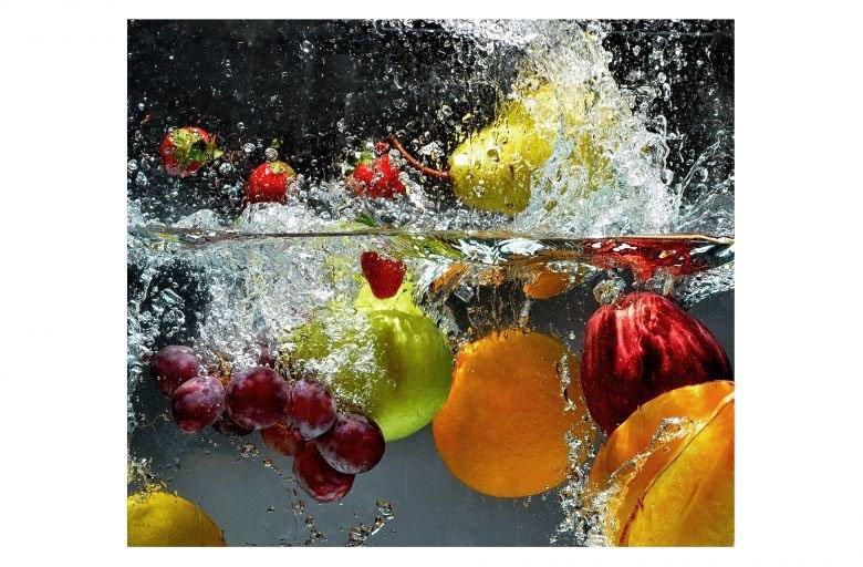 Wall-Art kookplaatdeksel Keuken kookplaatafdekblad fruit (set, 2-delig) veilig op otto.nl kopen