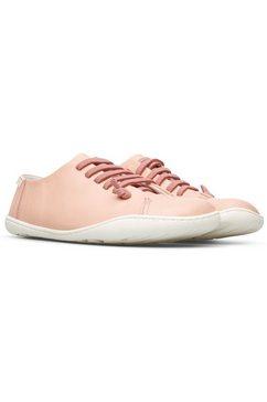 camper sneakers peu met merk roze