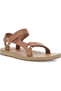 teva sandalen universeel, leather beige