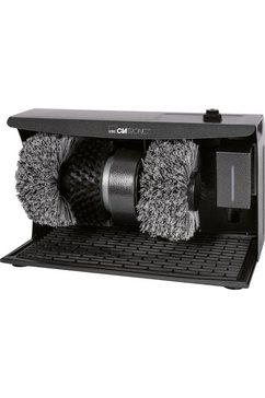 clatronic schoenpoetsmachine spm 3754 zwart