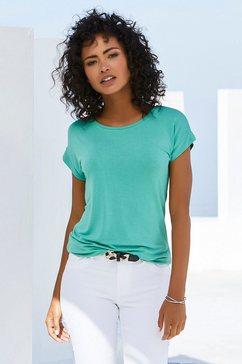 vivance shirt (set van 2) met zachte kant groen