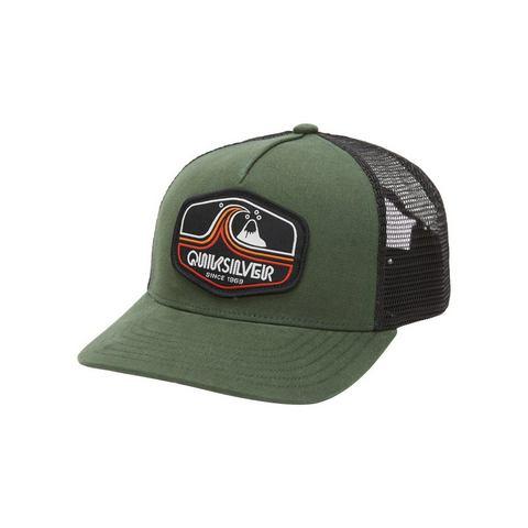 Quiksilver trucker-cap Tweaked Out