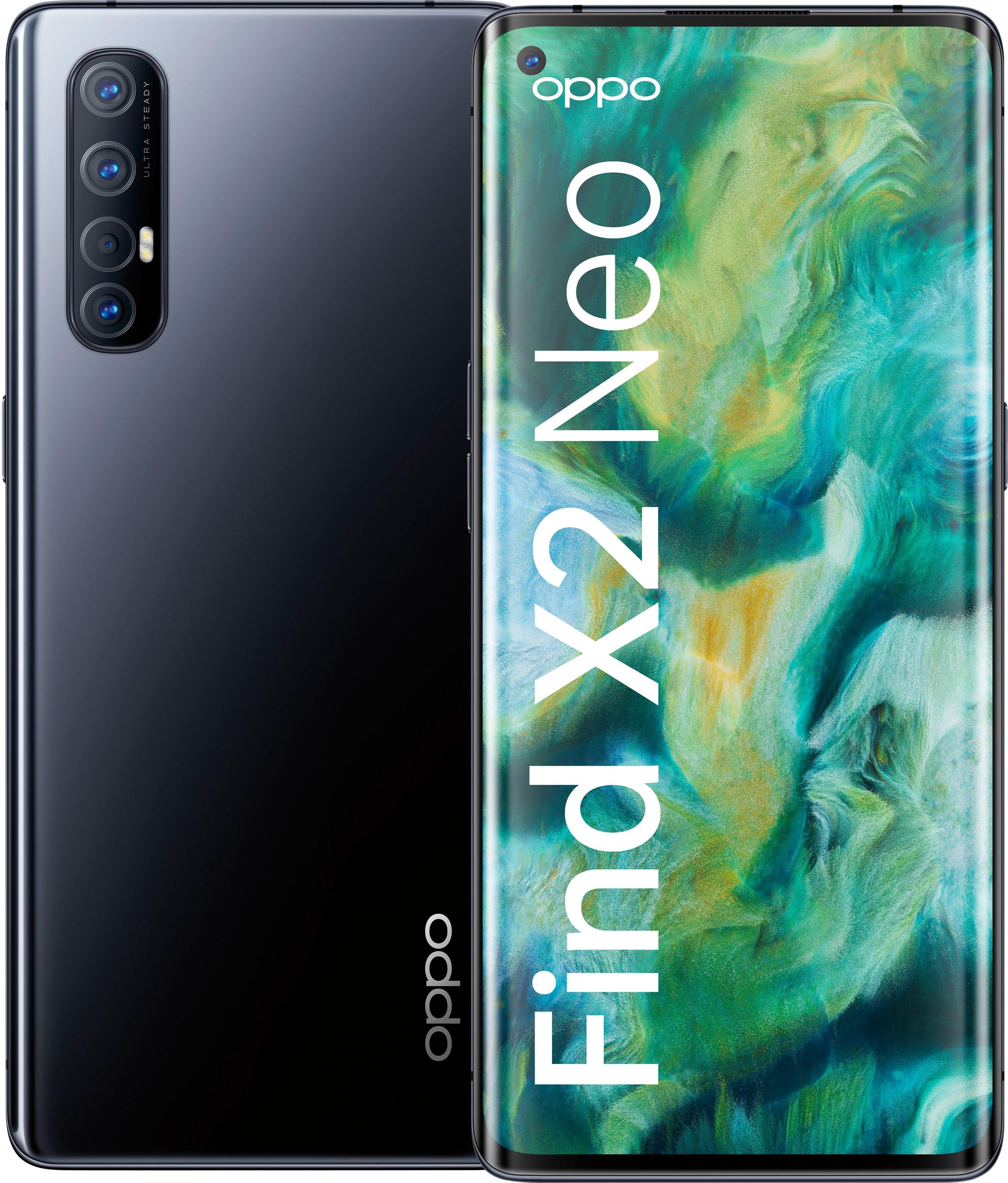Oppo smartphone Find X2 Neo 5G - verschillende betaalmethodes