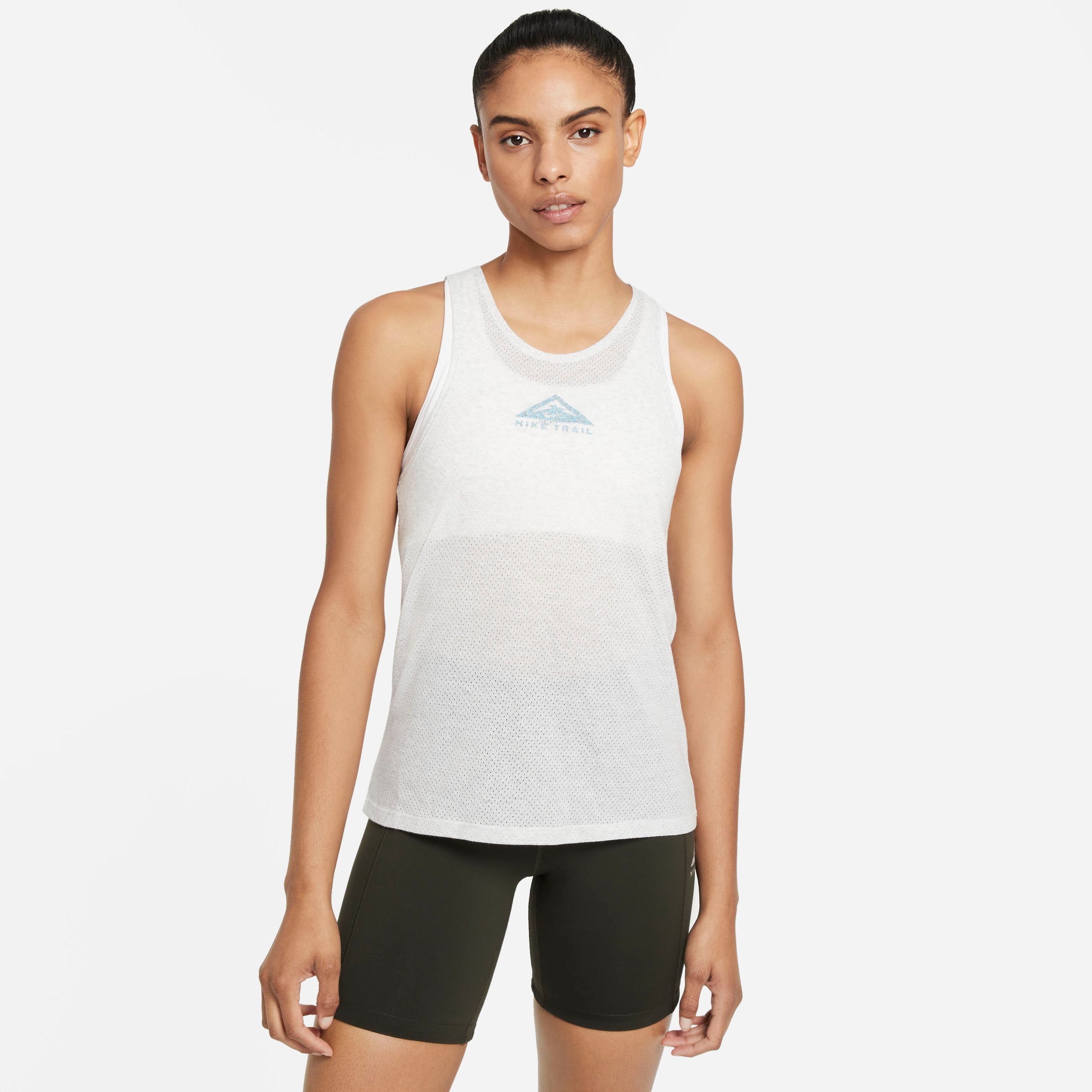 Nike runningtop CITY SLEEK WOMENS TRAIL RUNNING TANK - verschillende betaalmethodes