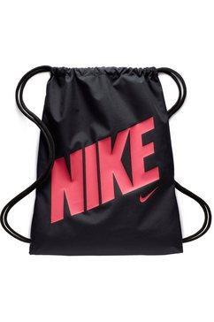 nike sportswear gymtasje y nk gmsk - gfx zwart