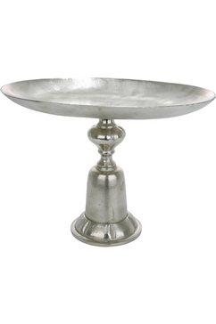 gilde decoratieve schaal »gilde schale cansino« zilver