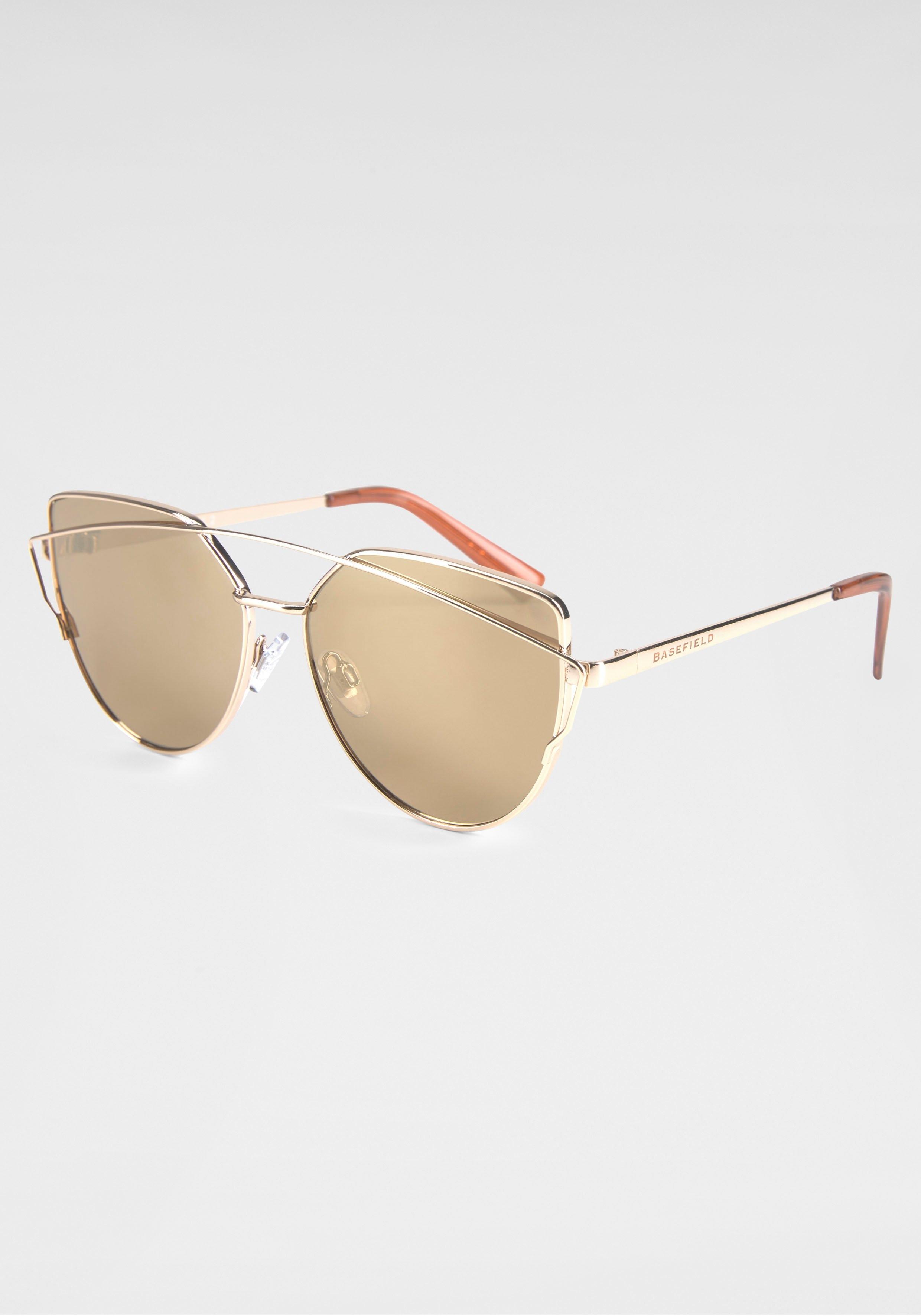 BASEFIELD zonnebril met spiegelende glazen bij OTTO online kopen