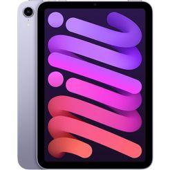 """apple tablet ipad mini wifi (2021), 8,3 """", ipados paars"""
