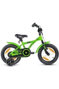 prometheus bicycles kinderfiets hawk groen