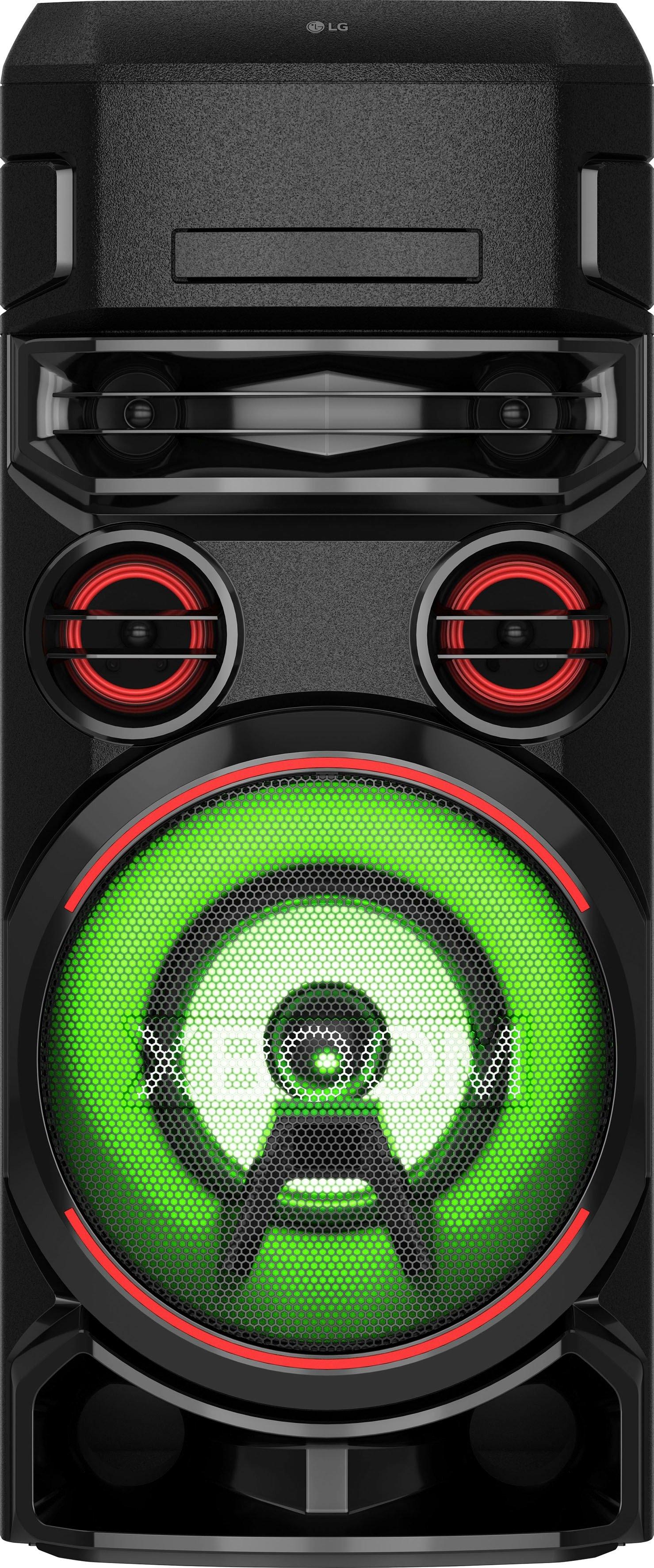 LG party-luidspreker XBOOM ON7 Onebody-geluidssysteem - gratis ruilen op otto.nl