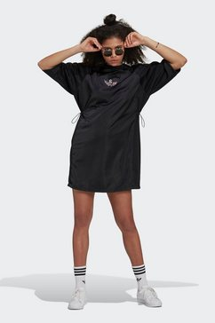 adidas originals shirtjurk tee dress zwart