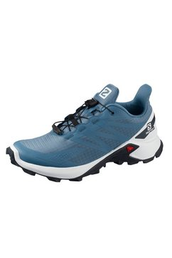 salomon runningschoenen »supercross blast w« blau