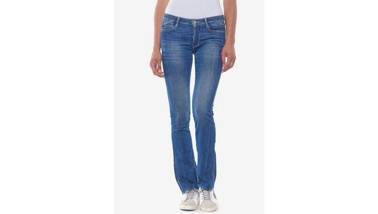 Le Temps Des Cerises bootcut jeans ZETOU perfecte pasvorm door het elastan-aandeel
