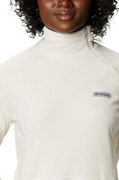 columbia fleece-shirt ali peak wit