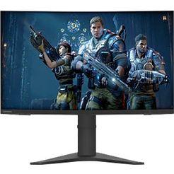 """lenovo curved-gaming-monitor g27c-10   g27c-10 (g19270fg0), 69 cm - 27 """", full hd zwart"""