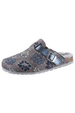 bio time pantoffels grijs