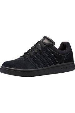 k-swiss sneakers »court cheswick sp sde w« zwart