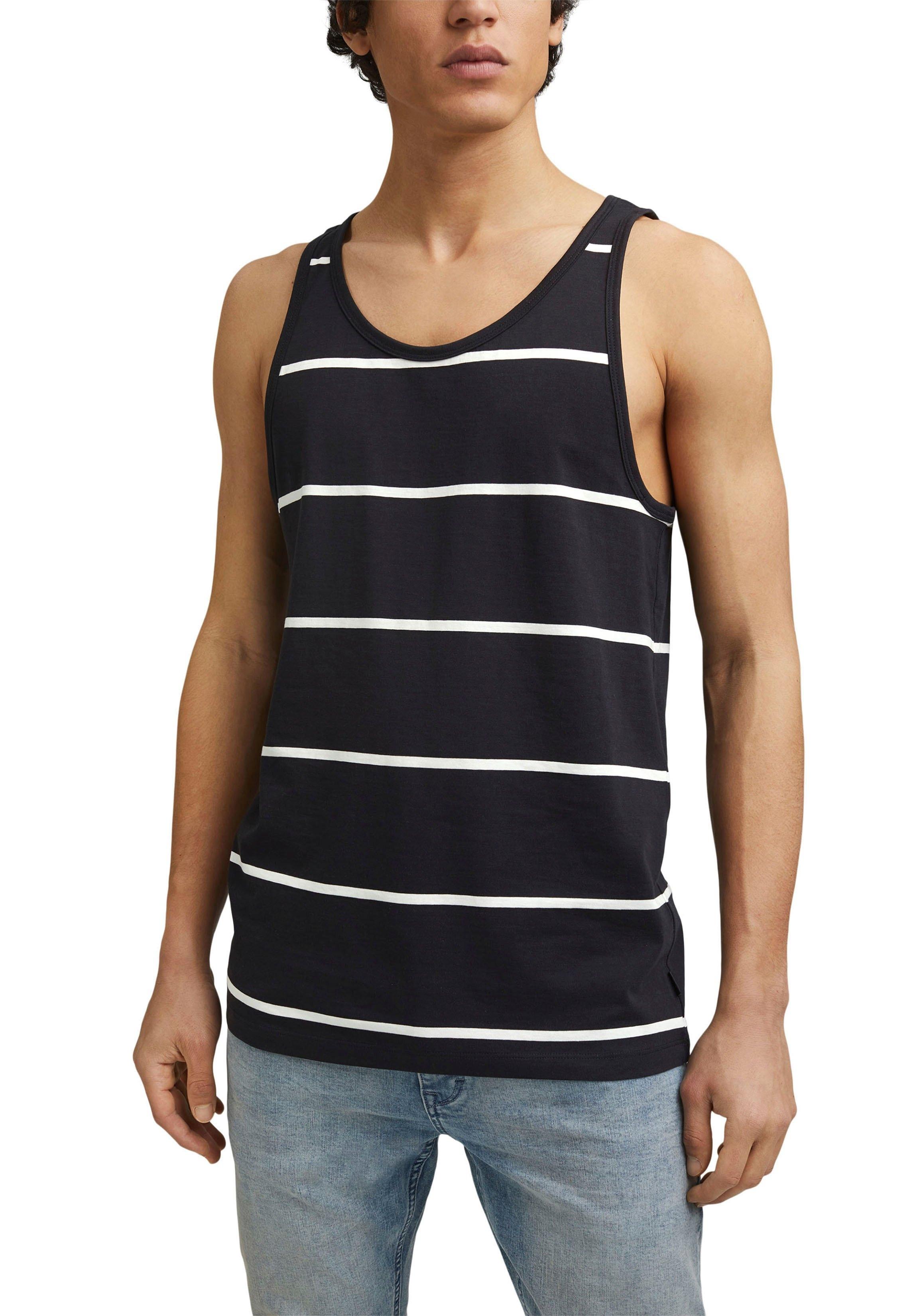 edc by Esprit muscle-shirt met strepen in de webshop van OTTO kopen