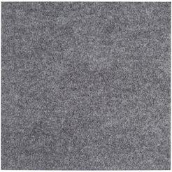 andiamo tapijttegel »skandi naaldvilt«, in verschillende versies grijs