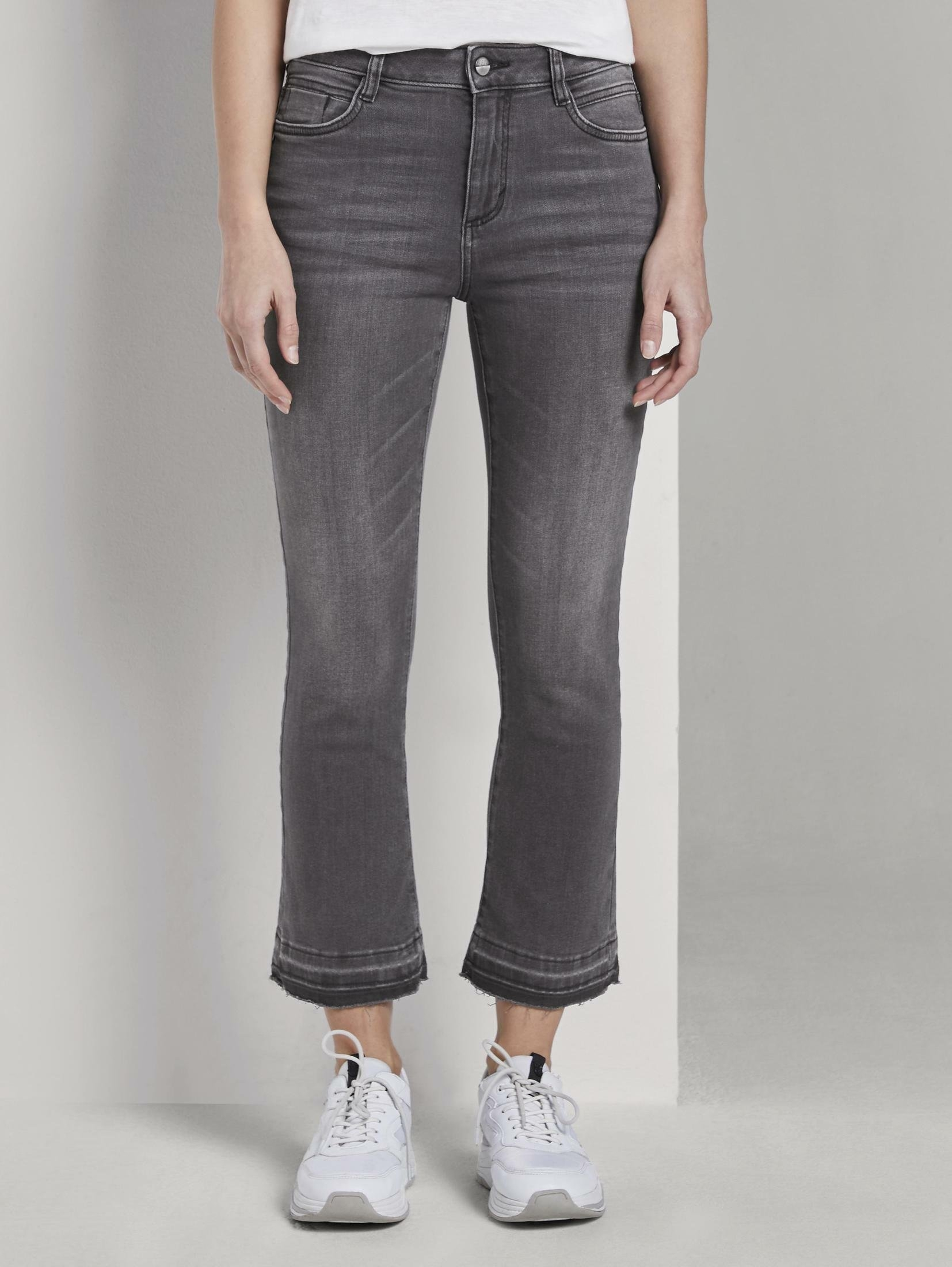 Tom Tailor bootcut jeans Kate Kick Flare Jeans voordelig en veilig online kopen