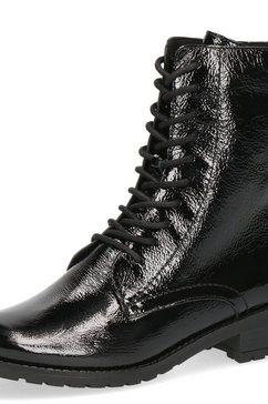 caprice veterlaarsjes zwart
