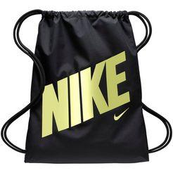 nike sportswear gymtasje nike gym bag zwart