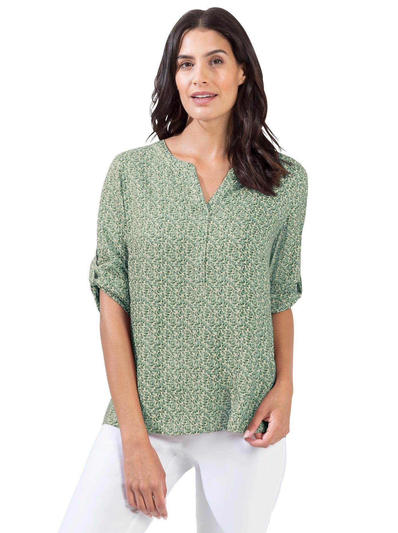 Classic Inspirationen blouse zonder sluiting - gratis ruilen op otto.nl