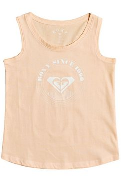 roxy tanktop »there is life« roze