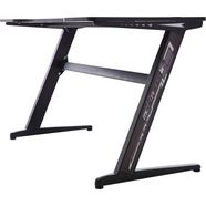 mca furniture gamingtafel gaming tafel zwart