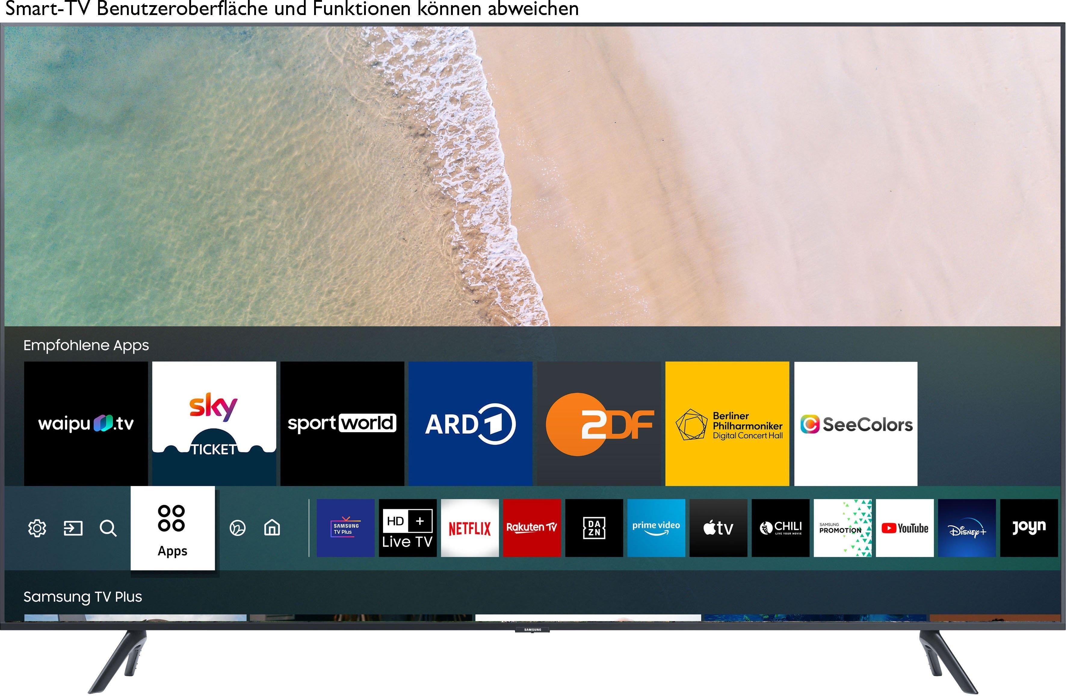 SAMSUNG »GU58TU7199U« LED-TV nu online bestellen
