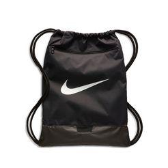 nike »nike brasilia training gym sack« sportrugzak zwart