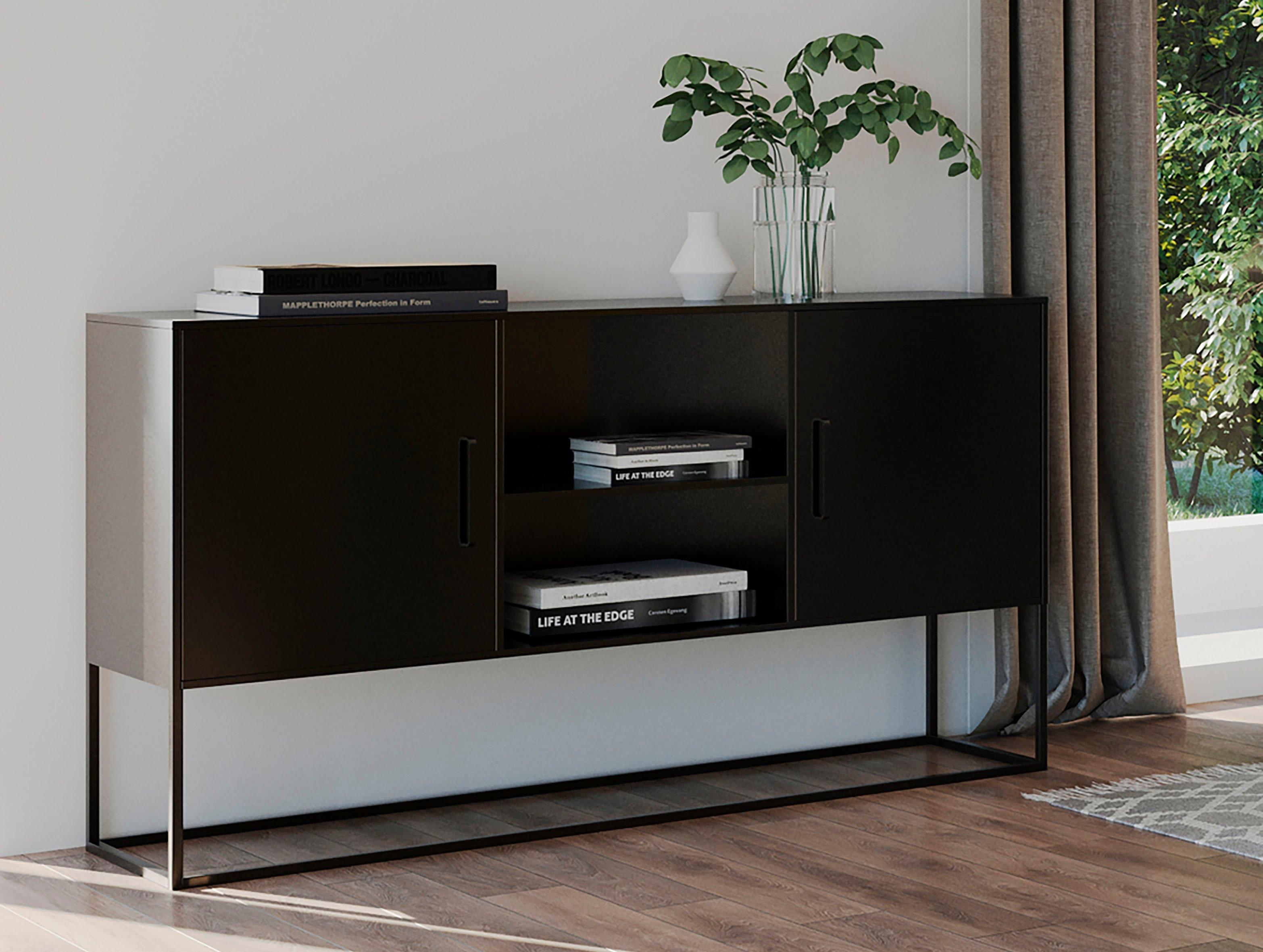 Op zoek naar een Homexperts kast Rich designachtig metalen meubel, ideaal als kast of tv-meubel? Koop online bij OTTO