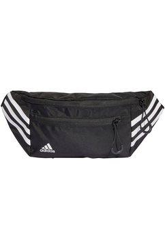 adidas performance heuptasje waistbag logo zwart