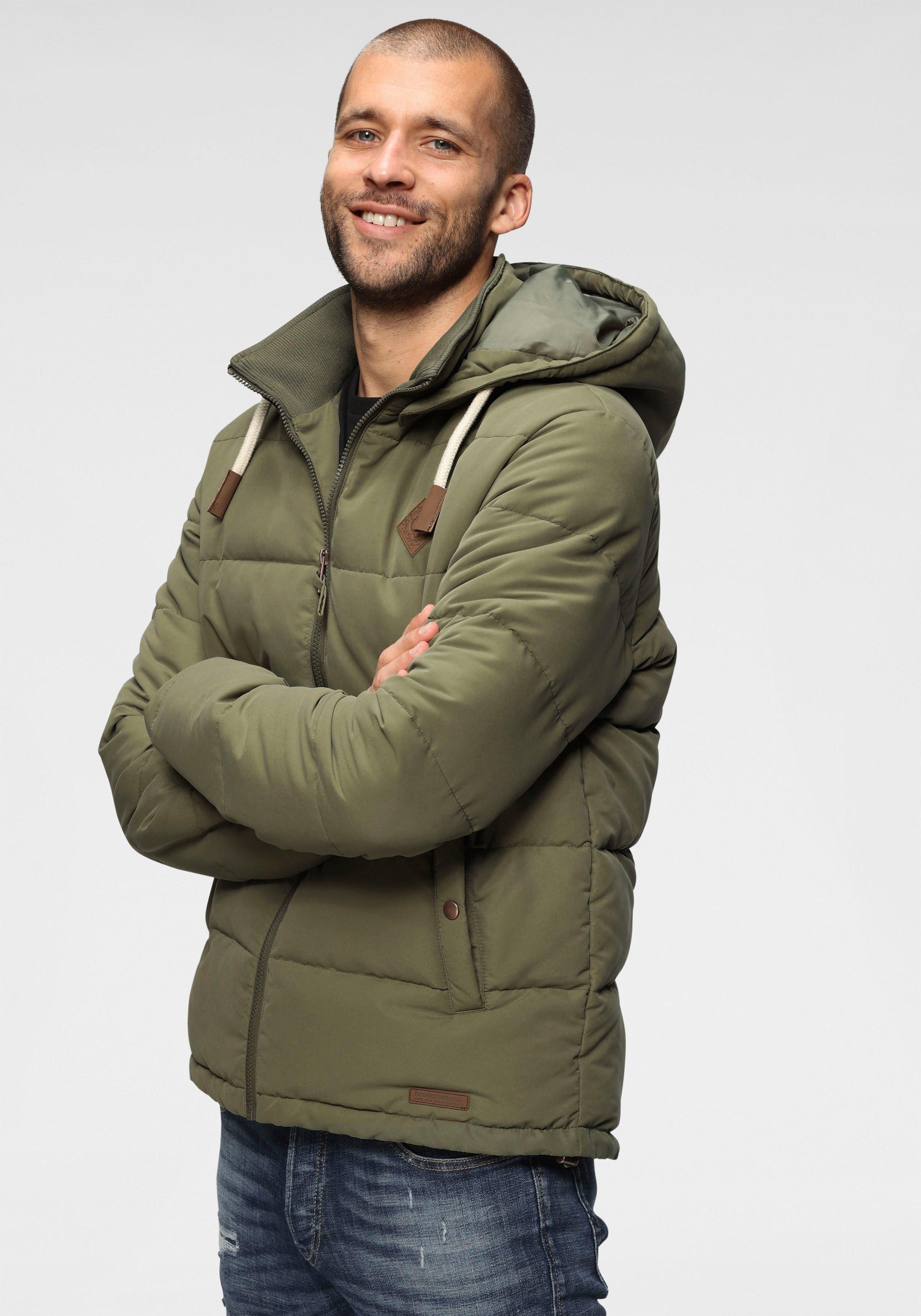 Bruno Banani gewatteerde jas met afneembare capuchon goedkoop op otto.nl kopen