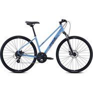fuji bikes »traverse 1.5 st« fitnessfiets blauw