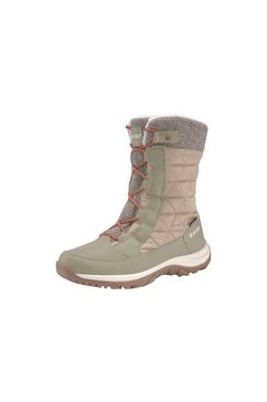 hi-tec outdoor winterlaarzen »aurora waterproof« beige