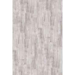 infloor tapijttegel »velour holzoptik eiche hell-grau«, zelfklevend 25 x 100 cm grijs