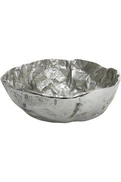 gilde decoratieve schaal »gilde schale arrugada« zilver