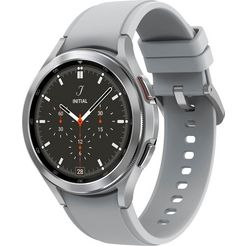 samsung smartwatch galaxy watch 4 classic lte galaxy watch 4 classic 46mm lte zilver